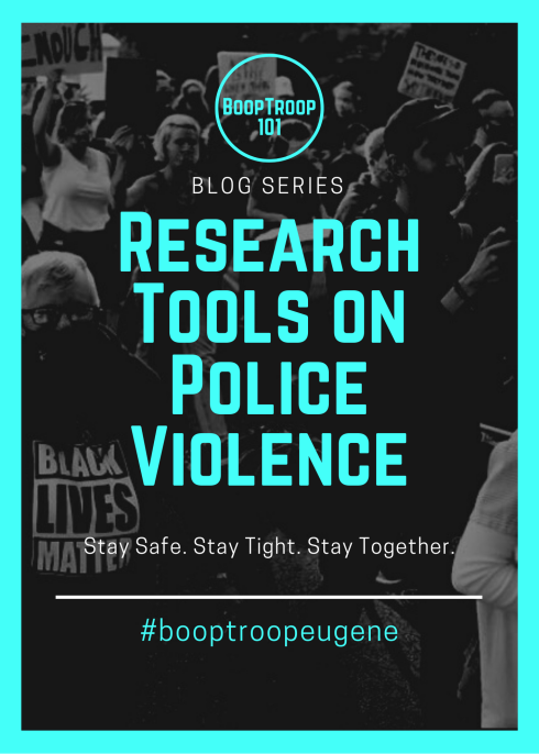 research tools on police violence